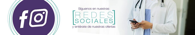 Redes sociales de NCA
