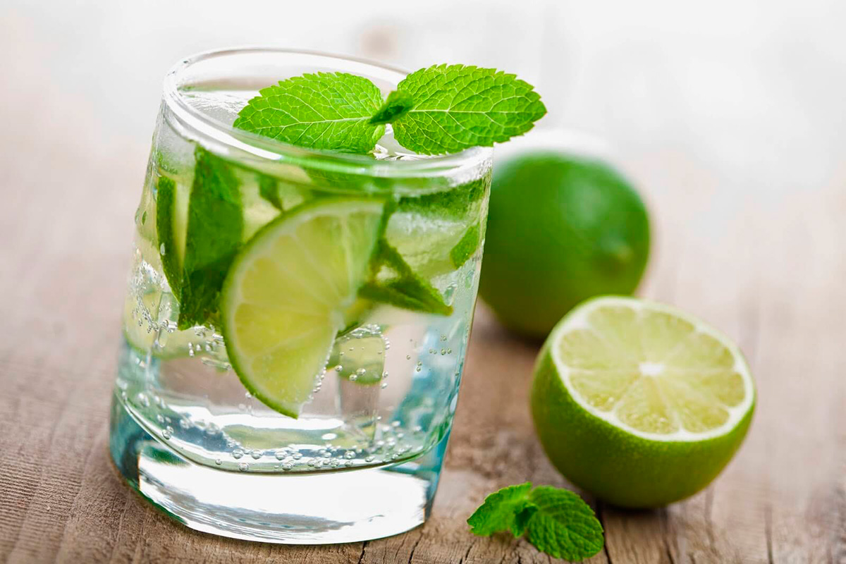 como bajar de peso con limon y bicarbonato contra el agua